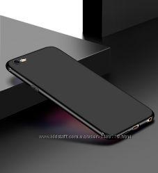 Силиконовый чехол IPhone , стекло защитное