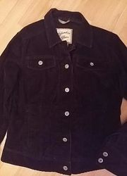 Вельветовая куртка-пиджак. Columbia. S-M