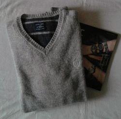 A. W. DUNMORE Джемпер, пуловер, свитер. Овечья шерсть.