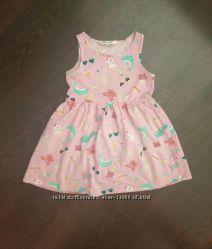 Платье сарафан фирмы НМ. Размер 2-4 года.