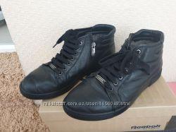 Ботинки натуральная кожа, натур. мех. Размер 40  ст. 26 см