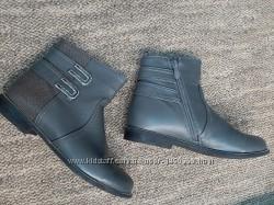 Полусапожки-ботиночки для девочки, р-р 34-35