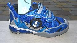 28-32р новые кросівки кроссовки том. м BIKI томики синие мальчику стильные