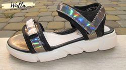 33-35р Детские подростковые босоножки сандали стильные девочке Bessky