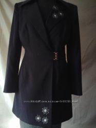 Длинный женский пиджак р-р 44