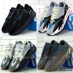 Мужские кроссовки Adidas Yeezy Boost 700. Адидас Изи.