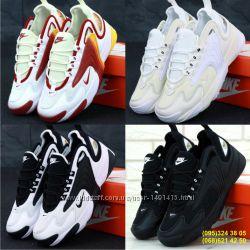 71902479a Мужские кроссовки Nike ZooM 2K White Black, 1450 грн. Мужские ...