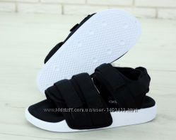 Мужские сандали Адидас Adidas Sandals Black White