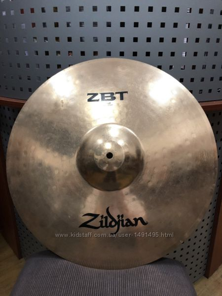 2272 Ударная Тарелка 18 Дюймов ZBT ZILDJIAN Crash