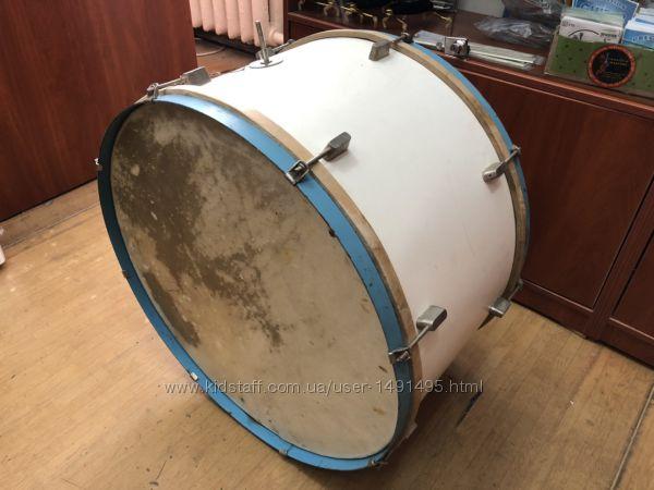2221 Оркестровый барабан 24 Дюйма бас-бочка White Perfect