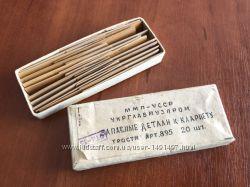 Новые Трости для Саксофона и Кларнета времен СССР