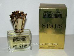 Прекрасная парфюмированная вода MOSCHINO STARS . Оригинал