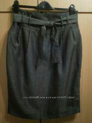 Офисная юбка 48 размер