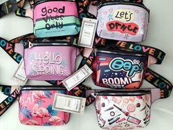 Сумка, купить сумку, сумка на пояс, женская сумка, яркая сумка