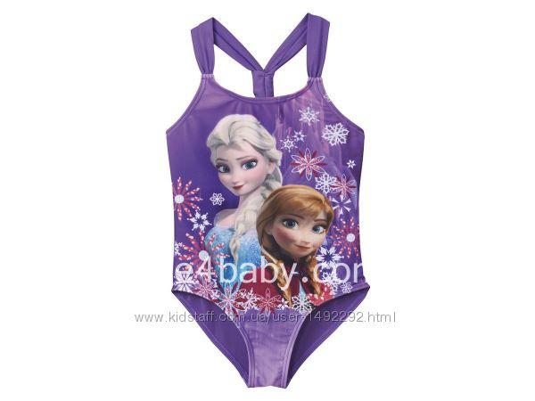 Купальник детский на девочку Disney 2-4 года рост 98104