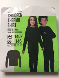 Термокофта детская 10-11 лет, рост 140-146