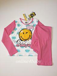 Пижама Smiley World на девочку 7-8 лет.