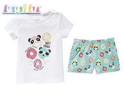Пижама Lupilu на девочку 4-6 лет.