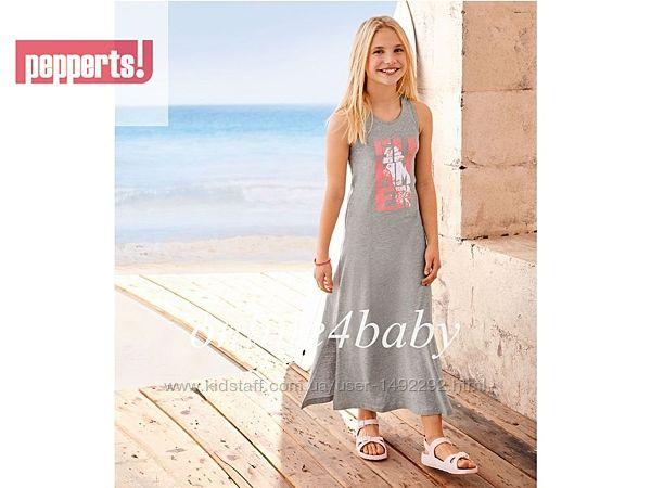 Летний сарафан платье Pepperts 6-8, 8-10, 10-12, 12-14 лет