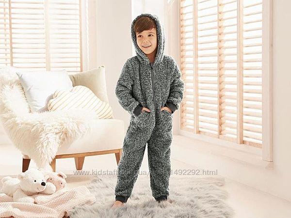 Пижама кигуруми Lupilu на мальчика 1-2 года.