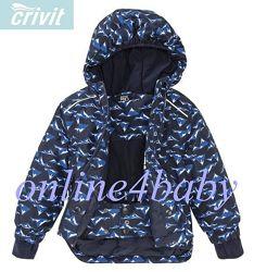 Зимняя куртка Crivit для мальчика 2-4, 4-6 лет.