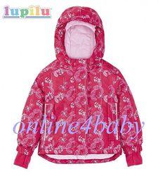Зимняя куртка Lupilu для девочки 1-2 года, рост 86/92