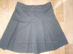 школьная юбка на девочку 8-9 лет