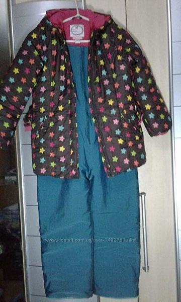 Куртка LC Waikiki и комбинезон на 7-8 лет