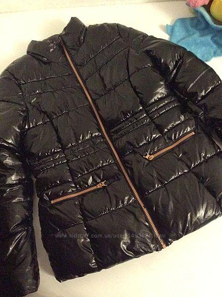 куртка Esprit p. 152-160 12-14лет дефект на молнии