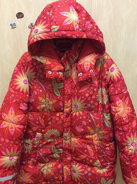 Куртка h&m для девочки, демисезон, еврозима р.13-14 лет