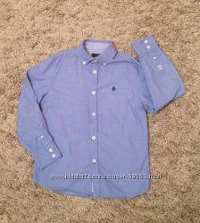 Рубашка C&A р. 134-140 см