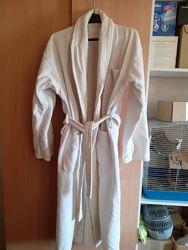 Продам банный махровый халат 100 хлопок высокой плотности