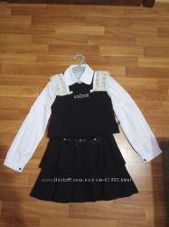 Блузы, рубашки, гольфики  MONE 134р. , 140р. , 146 р.