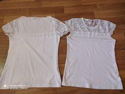 Блузы нарядные длинный, короткий рукав, MONE128, 146 р. 140 р.