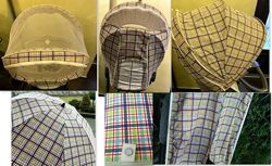 Stokke XploryTrailzCrusi летний текстиль зонт аксессуары летник kit