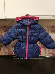 Осенне весенняя курточка на принцессу Pink Platinum