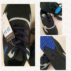 Модные кроссы на мальчика р 33/34 Primark