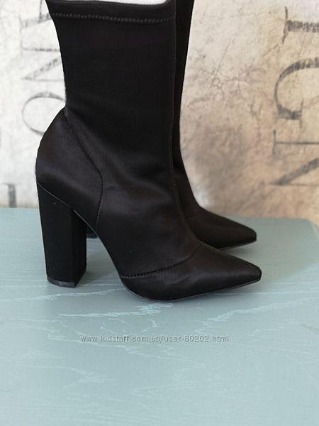Steve Maden атласные ботиночки