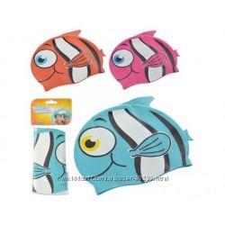 шапочки для бассейна для детей от 3 , от 7 и от 14 лет, нарукавники, очки