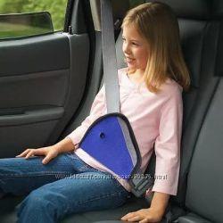 адаптер для ремней безопасности автомобиля, 5 цветов