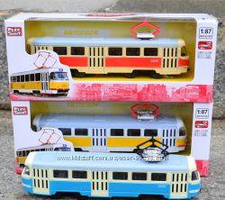 автобусы, тролейбусы, трамваи, машинки и трансформеры  для мальчишек