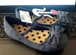 Туфли для девочки Children place, стелька 183мм