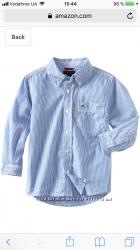 Красивая рубашка Tommy Hilfiger, оригинал, р. 2-3 года.