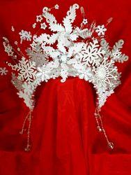 Новогодняя корона продажа, прокат