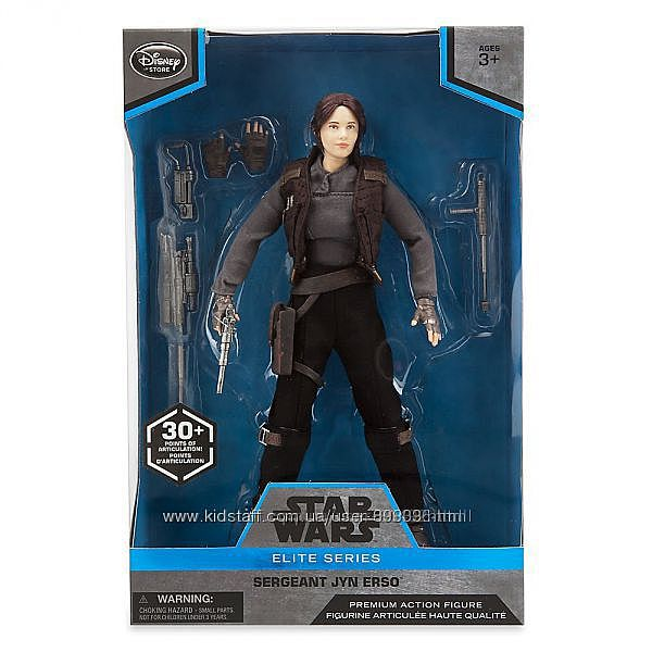 Кукла Star Wars Sergeant Jyn Erso