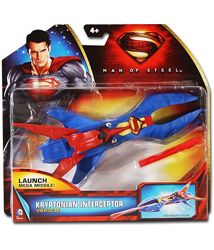 Набор Superman Kryptonian interceptor vehicle