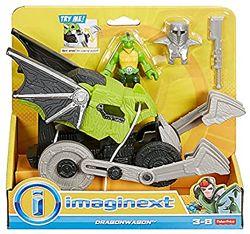 Игровой набор Fisher-Price Imaginext Dragonwagon