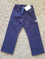 Удобные спортивные флисовые штаны carter&acutes 5т