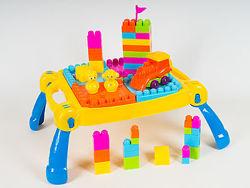 Развивающий игровой столик конструктор. Срочно. Супер цена