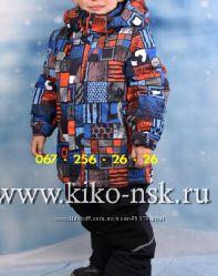 Термо комбинезон для мальчика   Kiko 4614 Б